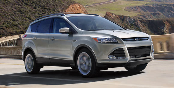 car lease deals 2014 Ford Escape Best Car Lease Deals: September 2013