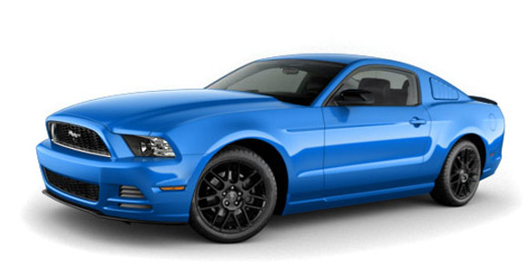 car lease deals - 2014 Ford Mustang V6 Coupe