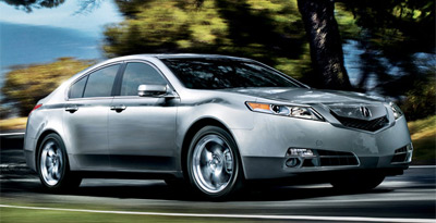 Acura Review on Car Reviews   Leases   Acura  2010 Acura Tl Review