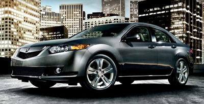Center Acura on Car Reviews   Leases   Acura  2010 Acura Tsx Review