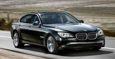 2012 BMW 7 Series Reviews Lease Deals