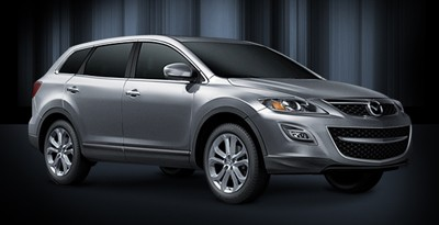 2013 mazda cx 9 reviews lease deals. Black Bedroom Furniture Sets. Home Design Ideas
