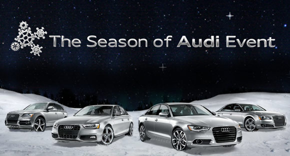 The Season of Audi Event