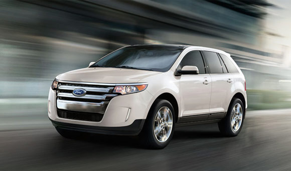 2013 Ford Edge Crossover