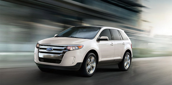 Car Leases Less Than $200 A Month - 2013 Ford Edge Crossover Lease