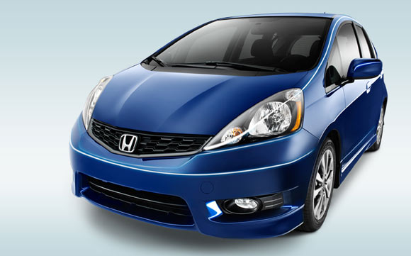 Car Leases Less Than $200 A Month - 2013 Honda FIT Hatchback Lease