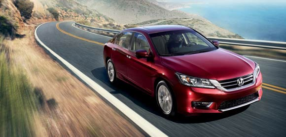 2013 Honda Accord Sedan & Coupe Reviews & Lease Deals