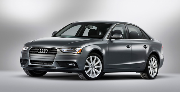 Audi Lease Deals - Lease an Audi A4 Today!