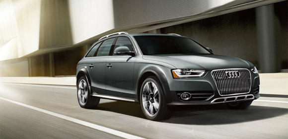 Audi Lease Deals - Lease an Audi allroad Today!