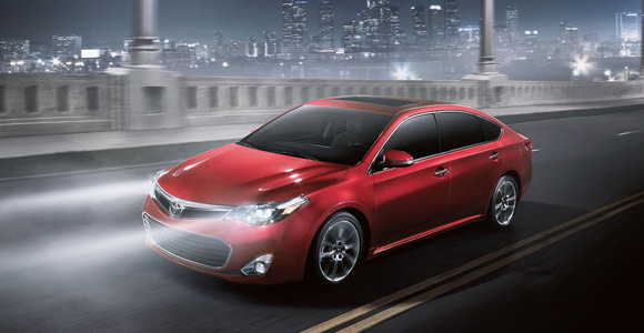 Memorial Day Sale - Lease a Toyota today! - 2013 Toyota Avalon