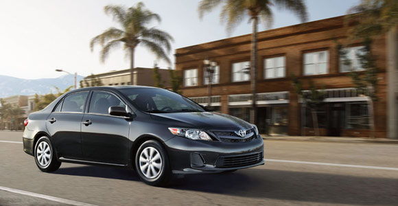 Memorial Day Sale - Lease a Toyota today! - 2013 Toyota Corolla