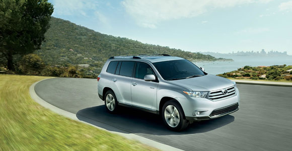 Memorial Day Sale - Lease a Toyota today! - 2013 Toyota Highlander