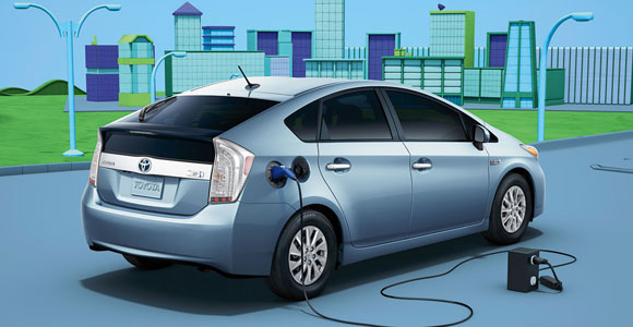 Memorial Day Sale - Lease a Toyota today! - 2013 Toyota Prius Plug-In