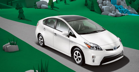 Memorial Day Sale - Lease a Toyota today! - 2013 Toyota Prius