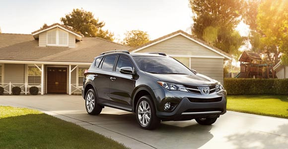 Memorial Day Sale - Lease a Toyota today! - 2013 Toyota RAV4