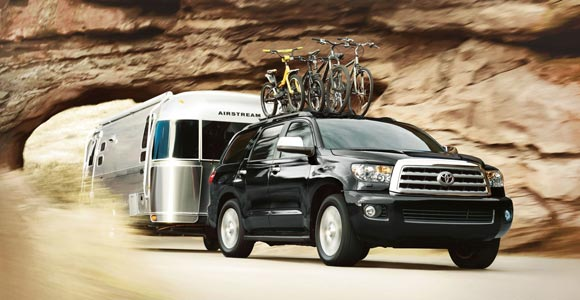 Memorial Day Sale - Lease a Toyota today! - 2013 Toyota Sequoia