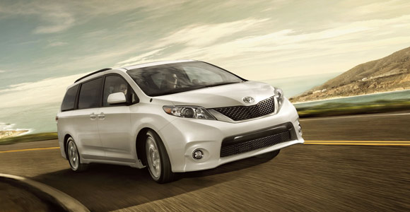 Memorial Day Sale - Lease a Toyota today! - 2013 Toyota Sienna