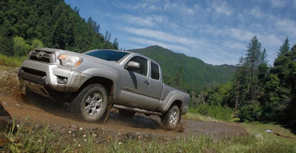 Memorial Day Sale - Lease a Toyota today! - 2013 Toyota Tacoma