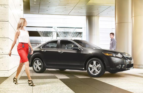 How to make money with your car lease - 2013 Acura TSX