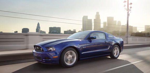 Best Car Lease Deals: June 2013 - 2013 Ford Mustang Coupe