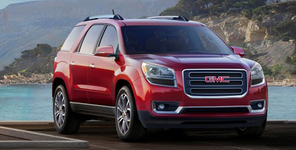car lease deals - 2013 GMC Acadia