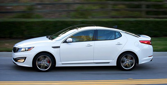 car lease deals - 2013 Kia Optima